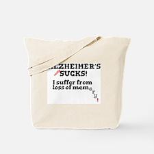 Cute Dementia humor Tote Bag