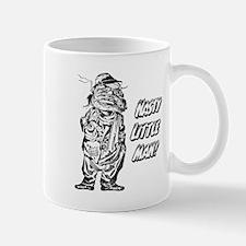 Nasty Litte Man Mugs