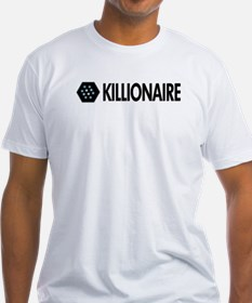 Killionaire Halo 3 Fitted T-shirt