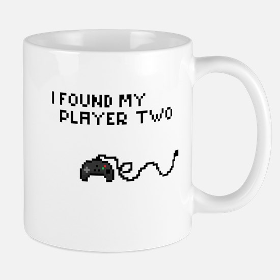 I found my Player Two Mugs