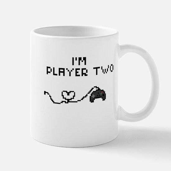 I'm Player Two Mugs