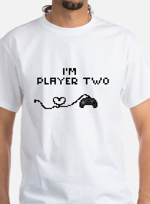 I'm Player Two T-Shirt