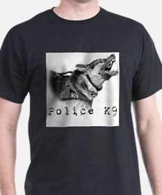 Cute Police k9 narcotics T-Shirt