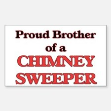 Proud Brother of a Chimney Sweeper Decal