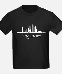 Singapore Cityscape T-Shirt