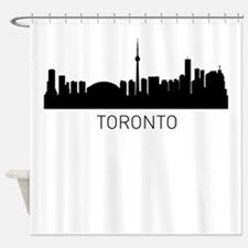 Toronto Ontario Cityscape Shower Curtain