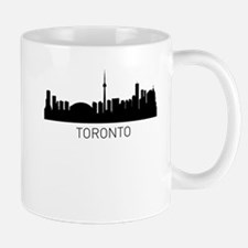 Toronto Ontario Cityscape Mugs