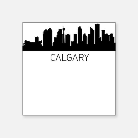 Calgary Alberta Cityscape Sticker