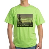 North carolina Green T-Shirt