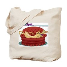 Tote Bag - Spud logo