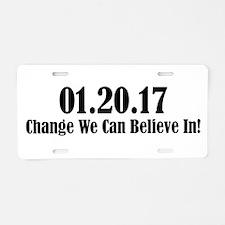01.20.17 - Change We Can Believe In! Aluminum Lice