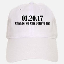 01.20.17 - Change We Can Believe In! Baseball Baseball Baseball Cap