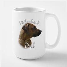 Ridgeback Dad2 Large Mug