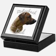 Ridgeback Dad2 Keepsake Box