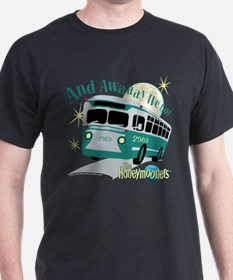The Honeymooners: Away We Go T-Shirt