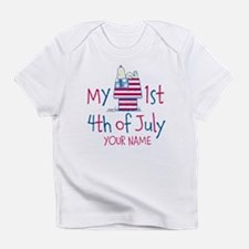 Snoopy - My 1st Fourth Infant T-Shirt