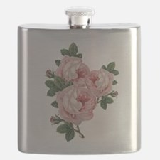 Roses are gorgeous Flask