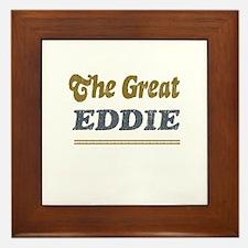 Eddie Framed Tile