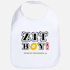 ZIT BOY! - SPOTTY MULDOON Jr Bib
