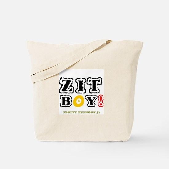 ZIT BOY! - SPOTTY MULDOON Jr Tote Bag
