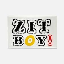 ZIT BOY! - SPOTTY MULDOON Jr Magnets