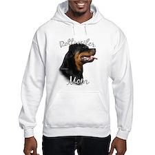 Rottweiler Mom2 Hoodie