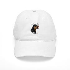 Rottweiler Mom2 Baseball Cap