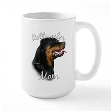 Rottweiler Mom2 Mug