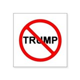 Anti donald trump Square