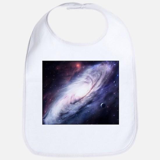 Milky Way Bib