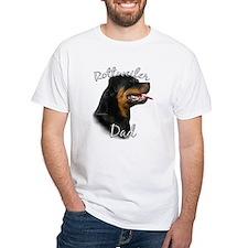 Rottweiler Dad2 Shirt