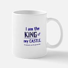 KING of my Castle Mugs
