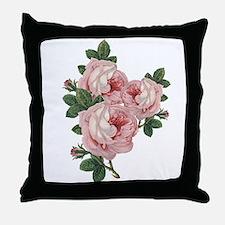 Roses are gorgeous Throw Pillow