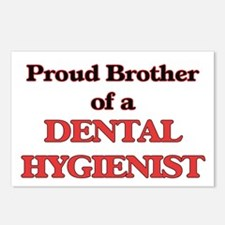 Proud Brother of a Dental Postcards (Package of 8)