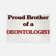 Proud Brother of a Deontologist Magnets