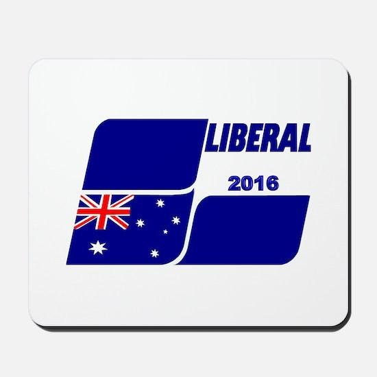 Liberals 2016 Mousepad