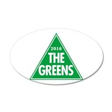 Greens 2016 Wall Decal