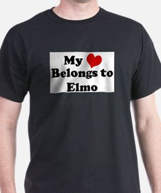 Unique Elmo T-Shirt