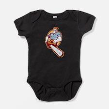Funny Graphics Baby Bodysuit