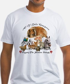 Cool Horse rescue Shirt