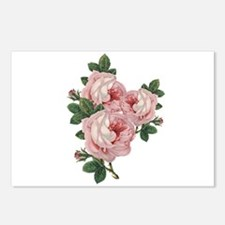 Roses are gorgeous Postcards (Package of 8)