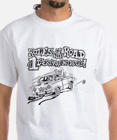 Unique Road rules Shirt