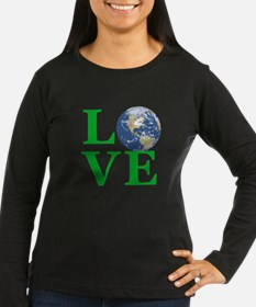 Love Earth Long Sleeve T-Shirt