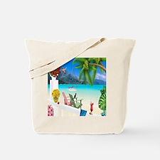 Unique Themed Tote Bag