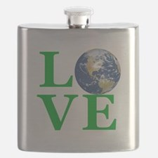 Love Earth Flask