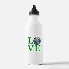 Love Earth Water Bottle