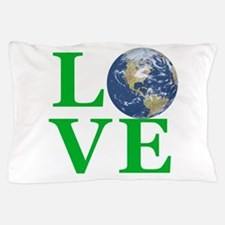 Love Earth Pillow Case