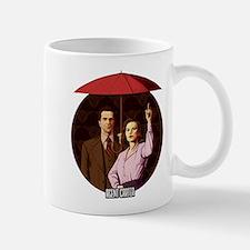 Agent Carter Umbrella Small Small Mug