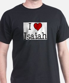 Unique Isaiah T-Shirt