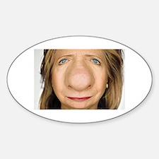 Hillary - Miss Piggy Morph Decal